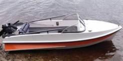 Купить лодку (катер) Афалина-395