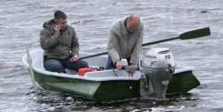 Купить лодку Афалина-380