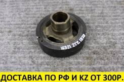 Контрактный шкив коленвала Toyota 2TZFE/2Tzfze. T16321