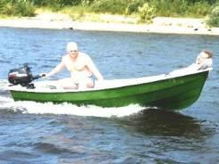 Купить лодку Афалина-370