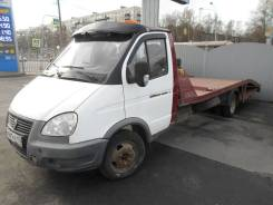 ГАЗ 27057. Эвакуатор газ 27057 2011года дизель 3х тонник, 3 000кг., 4x4