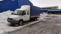 ГАЗ ГАЗель Фермер. 2834DK, 2 800куб. см., 1 500кг., 4x2
