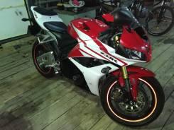 Honda CBR 600RR, 2012