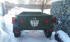 УАЗ-8109. Прицеп УАЗ 8109, 840кг.