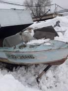 Продам моторную лодку прогресс 2