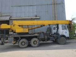 МАЗ 6303. Автокран КС45717 к-1 на базе МАЗ-6303 (г/п 25 тн)