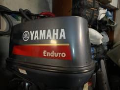 Yamaha. 115,00л.с., 2-тактный, бензиновый, нога L (508 мм), 2014 год