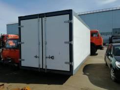 Изотермическая фургон на базе камаз