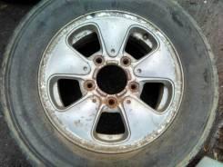 """Диск литой Kia Sportage R15 1993-2006. 6.0x15"""", 5x139.70, ET45, ЦО 100,0мм."""