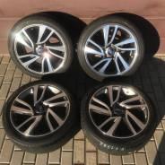 Комплект литые дисков Enkei Subaru Levorg R18 5X114,3 ET55