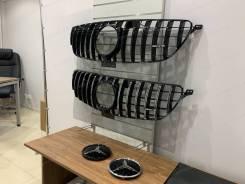Новая решетка радиатора Mercedes GLE Coupe C292 / GLE W166 GT