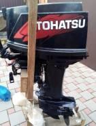 Tohatsu. 25,00л.с., 2-тактный, бензиновый, нога S (381 мм), 2016 год