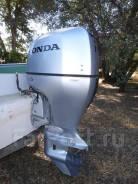 Honda. 115,00л.с., 4-тактный, бензиновый, нога L (508 мм), 2015 год