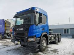 Scania P440A6X4HZ, 2020