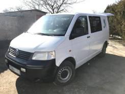 Volkswagen Transporter. Продается T5 фургон, 6 мест