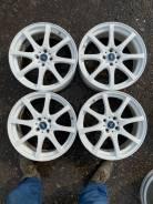 Белое облегчённое литьё JP Wheels R17