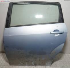 Дверь задняя левая Toyota Corolla Verso 2005 (минивэн)