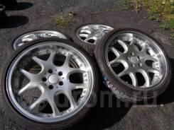 Brabus R19 + Bridgestone Potenza S001 245/35 и 275/30 R19 б/п из Япони
