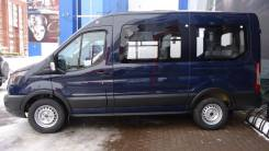 Ford Transit. Деловое Купе Форд Транзит, 5 мест