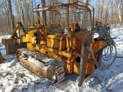 Komatsu. Бульдозер погрузчик лесозаготовщик, 4 300куб. см., 7 500кг.