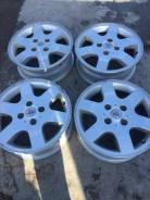 Оригинальные литые диски Nissan R16/6J/ET42/4*114.3 из Японии