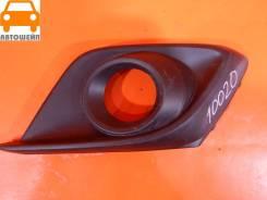 Окантовка правой ПТФ Mazda 3 2013-2018 [BHR150C11]