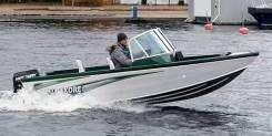 Albakore. 2020 год, длина 4,43м., двигатель подвесной, 60,00л.с., бензин. Под заказ