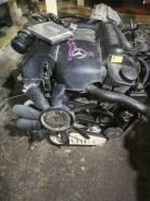 ДВС двигатель в сборе 112.970 3.7 Mercedes-Benz ML350 W163 93 т. км