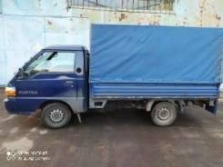 Hyundai Porter. Хундай портер, 2 500куб. см., 1 000кг., 4x2