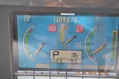 Komatsu D65EX-16, 2012
