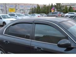 Дефлектор окон Hyundai Sonata 5 EF седан > 1994 - 2004 Тагаз