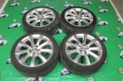 Шикарные диски Weds ZEA R18 5x114.3 7.5J +50