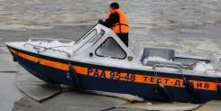 Купить катер (лодку) Баренц 540