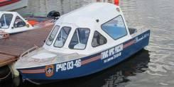 Купить катер (лодку) Баренц 540 HT