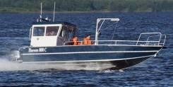 Купить катер (лодку) Баренц 800 C
