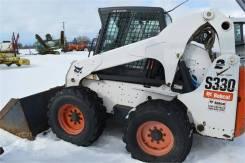 Bobcat S330. Погрузчик 2008 , 1 500кг., Дизельный, 0,65куб. м. Под заказ