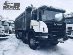Scania P400. Продается самосвал 8X4 2015 г. в в Новосибирске, 13 000куб. см., 35 000кг., 8x4