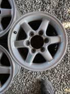 """Nissan. 7.0x15"""", 6x139.70, ET40, ЦО 107,1мм."""