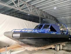 Север 650. 2019 год, длина 7,10м., двигатель стационарный, 290,00л.с., бензин