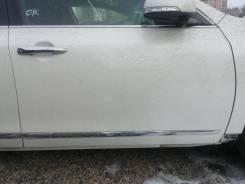 Дверь боковая правая Nissan Teana J32 2011 белая [QX1]
