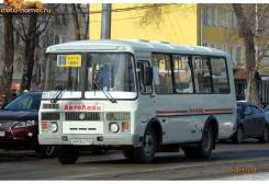 ПАЗ 32054. Автобус в Новокузнецке а не, 23 места