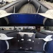 Ремонт лодок ПВХ и РИБов
