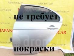 Дверь левая задняя Mitsubishi Lancer(10) цвет A31