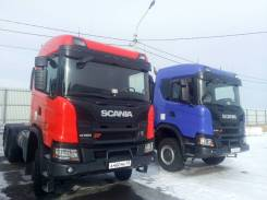 Scania. Переуступка лизинга Skania G500, 12 742куб. см., 6x6