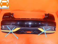 Бампер Nissan Juke 2014-2019 [85022BV80H], задний