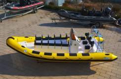 Лодка РИБ (RIB) Stormline RIB700B