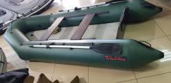 Лидер Тайга Т-320. 2015 год, длина 3,20м.