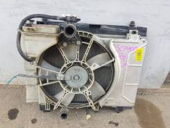 Радиатор двигателя Toyota Ractis SCP100 2SZ-FE