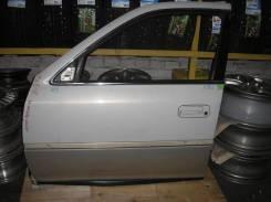 Дверь Боковая Toyota Cresta [11758426], левая передняя