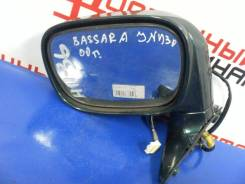 Зеркало Боковое Nissan Presage, Bassara [13941737], левое